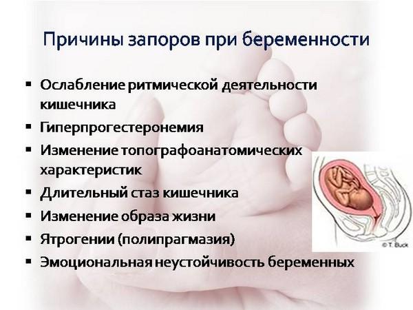 Как избавиться от запора после родов кормящей
