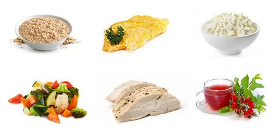 Диетическое питание при хроническом холецистите