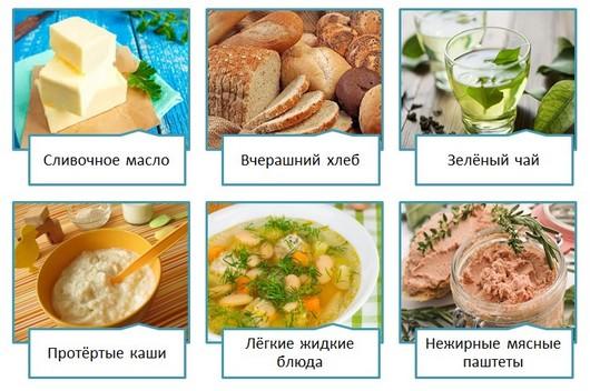 Рецепты диеты 3 При заболевании кишечника