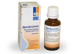 Препарат «Дисфлатил»